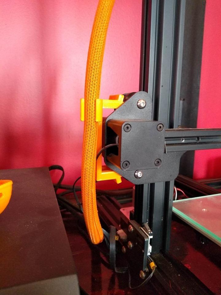 1.jpg Télécharger fichier STL gratuit Support de câble CR-10 PLUS ULTRA • Modèle pour impression 3D, Lance_Greene