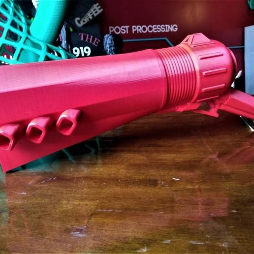4.jpg Télécharger fichier STL gratuit Grenailleuse à plasma • Modèle pour imprimante 3D, Lance_Greene