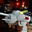 Télécharger plan imprimante 3D gatuit Injecteur de combat Warhammer Medicae, Lance_Greene