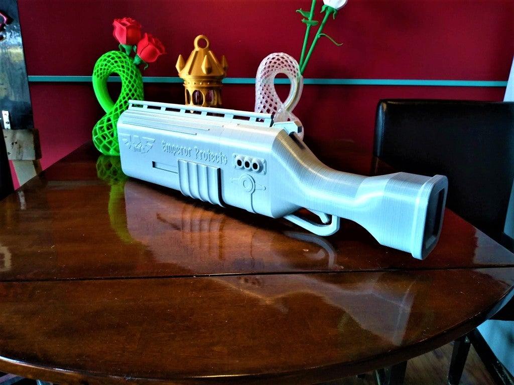 799bad5a3b514f096e69bbc4a7896cd9_display_large.jpg Download free STL file Warhammer 40k arbites shotgun • 3D printing object, Lance_Greene