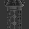 Free 3D printer designs Warhammer containment vessel prop, Lance_Greene