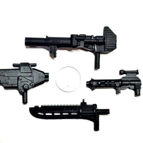 Download free 3D model Transformers Power of the Primes assault gun, Lance_Greene