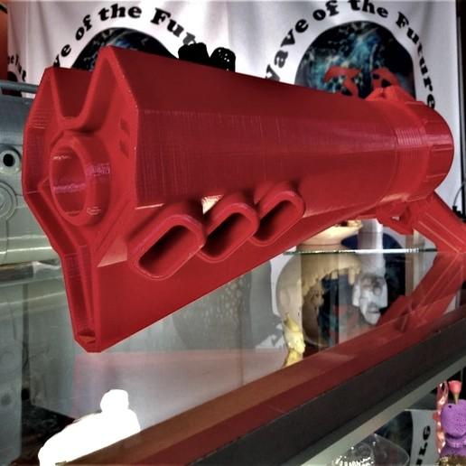 6.jpg Télécharger fichier STL gratuit Grenailleuse à plasma • Modèle pour imprimante 3D, Lance_Greene