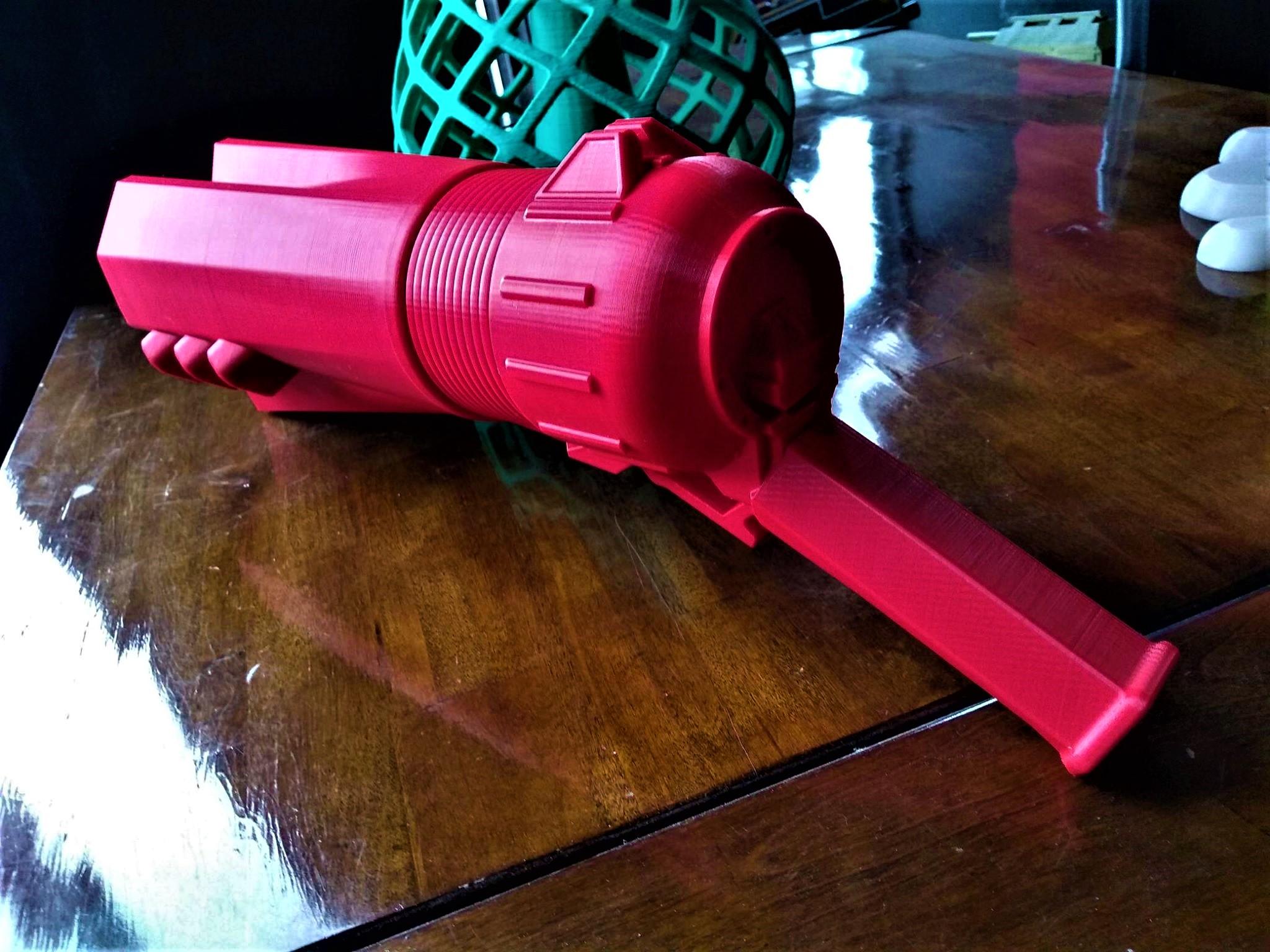 5.jpg Télécharger fichier STL gratuit Grenailleuse à plasma • Modèle pour imprimante 3D, Lance_Greene