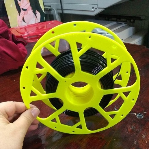 Download free STL file optimized master spool • Template to 3D print, Lance_Greene
