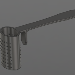 Download free 3D printing templates Tea strainer, Lance_Greene