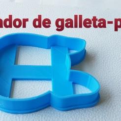 20201006_151438.jpg Download STL file Dog biscuit cutter • Model to 3D print, enriquealonso_a98