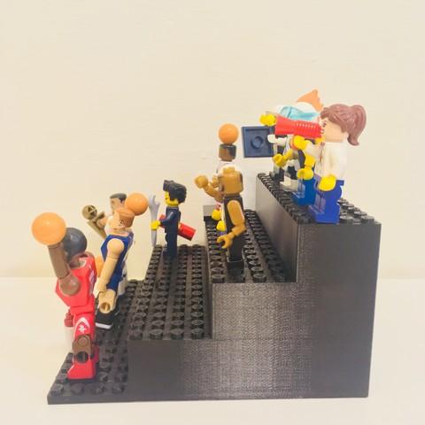 Lego Jewelry High Fashion