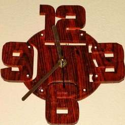 2db8f6b9031064a158b94de5d8fc95c7_display_large.jpeg Télécharger fichier STL gratuit Horloge en bois • Modèle pour impression 3D, Cipper
