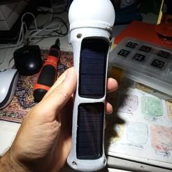 20200821_103558.jpg Télécharger fichier STL gratuit Lampe solaire • Objet imprimable en 3D, Cipper