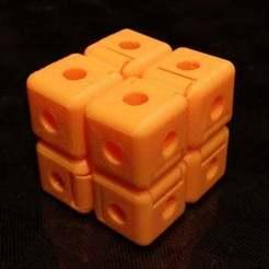 Descargar modelo 3D gratis Cip fidget Cubo, Cipper