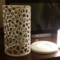 Descargar diseños 3D gratis Lámpara Miriam con Ikea Led, Cipper