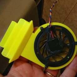 Descargar modelo 3D gratis Nuevo Fan Prusa i4, Cipper