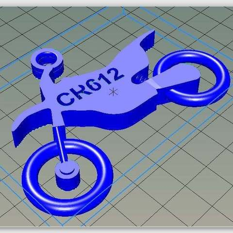 Download free 3D printer model MotoCross 612, Cipper