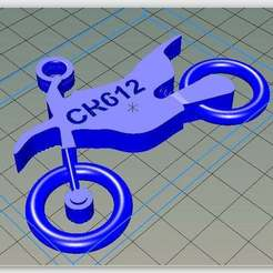 Download free 3D printer model MotoCross 612, Cipper