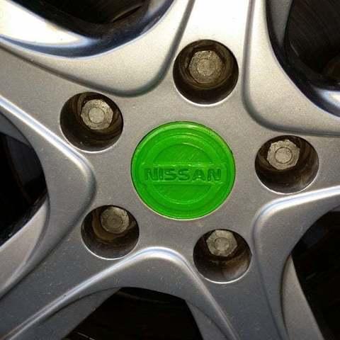Télécharger objet 3D gratuit Pour roue Nissan, Cipper