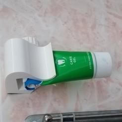 Télécharger fichier 3D Presse-pâte dentifrice, Cipper