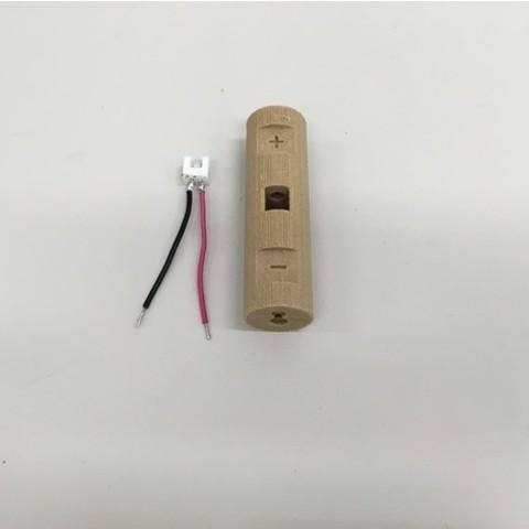 e8c10d34652c06a3b36ab443fba734f5_preview_featured.JPG Télécharger fichier STL gratuit Dock chargeur pour batterie au lithium 3.7V avec fiche XH2.54. • Objet pour imprimante 3D, manic-3d-print