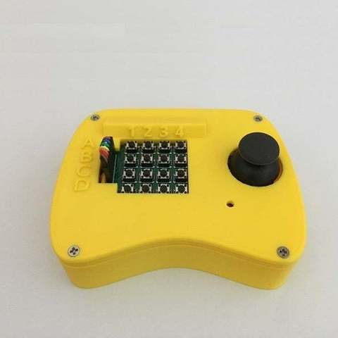Download free 3D printer templates Ez Arduino Gamepad for Robotics