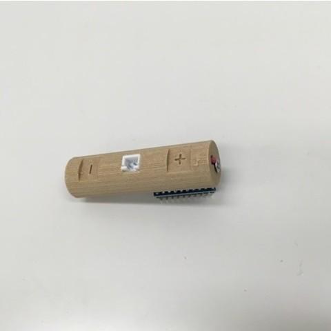 b5bdc2236efeb85a9c8f08006f876d49_preview_featured.JPG Télécharger fichier STL gratuit Dock chargeur pour batterie au lithium 3.7V avec fiche XH2.54. • Objet pour imprimante 3D, manic-3d-print