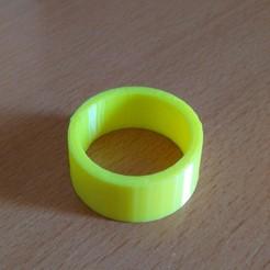 Tenor Saxo Clamp 3D model, pescobedobeltran