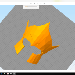 Download 3D model emperor helmet saint seiya Poseidon, darkangel