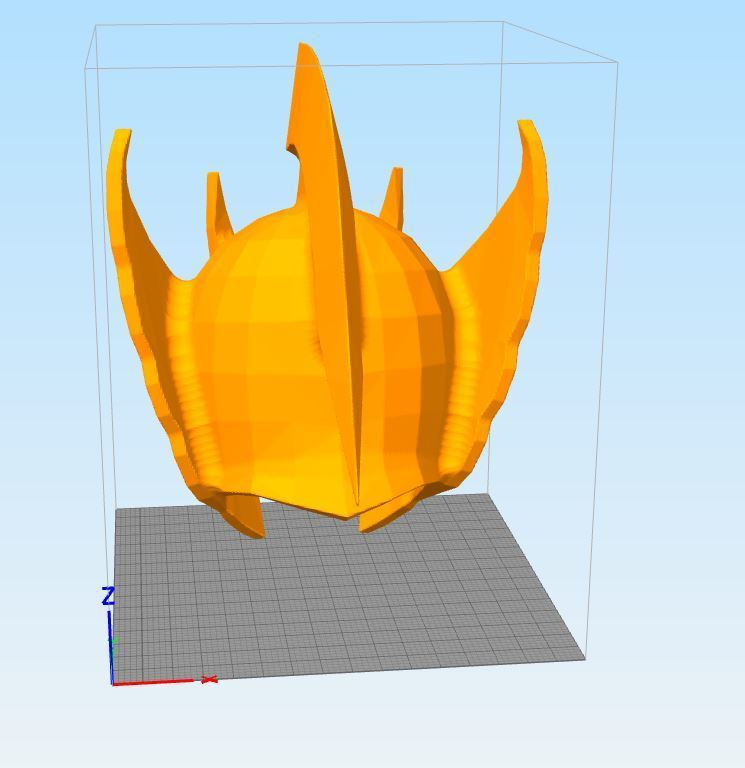 Captur3e.JPG Download STL file saint seiya helmet belier • Model to 3D print, darkangel
