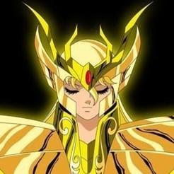 STL files saint seiya helmet virgin, darkangel