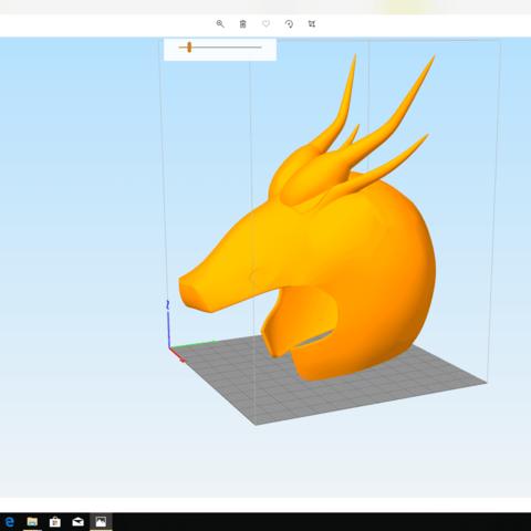 Descargar modelos 3D para imprimir casco casco casco dragon saint seiya casco casco, darkangel