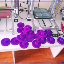 Download 3D printer model Rotenzo meat grinder gear 80mm, namhaidagva