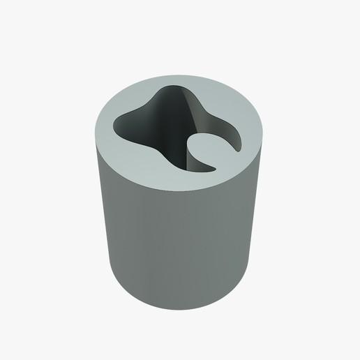 Descargar archivo 3D Vidrio para papelería dental, VALIKSTUDIO