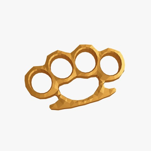 Download STL files Brass knuckles, VALIKSTUDIO