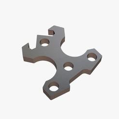 Brass_knuckles_pseudo_tool_jpg.jpg Download STL file Brass knuckles pseudo tool • Design to 3D print, VALIKSTUDIO