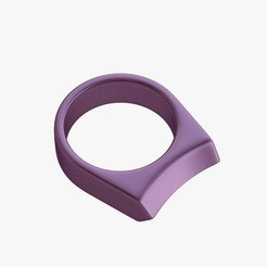 Self-defence_ring_jpg1.jpg Download OBJ file Self-defence ring • 3D printing object, VALIKSTUDIO