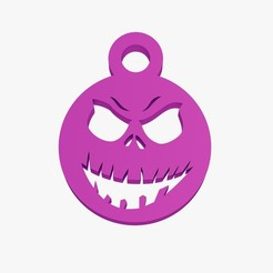 Download 3D printing templates Wicked smile trinket, VALIKSTUDIO
