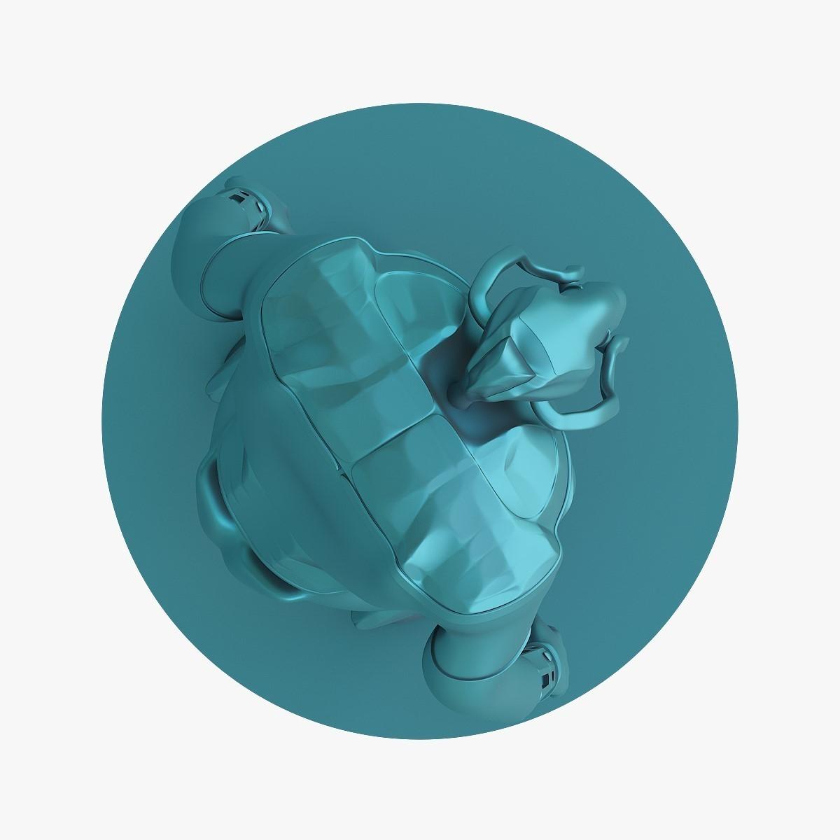 Mutant_jpg_06.jpg Download STL file Mutant miniature • Object to 3D print, VALIKSTUDIO