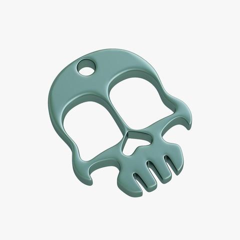 Modelos 3D para imprimir Cráneo de nudillos, VALIKSTUDIO