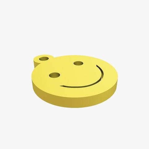 Impresiones 3D gratis Baratija de la sonrisa, VALIKSTUDIO