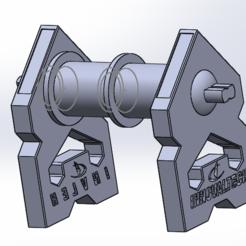 Descargar modelos 3D gratis Desbobinador Alambre modular, NephFR