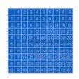 Télécharger fichier impression 3D table de multiplication, original78