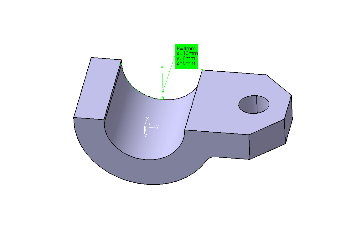 clip cable.jpg Download free STL file cable guide • 3D printer model, original78
