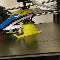 Balde mcpx (1).JPG Download STL file MCPX BL Blade Skate • 3D printer design, original78