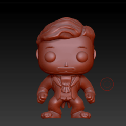 082CHICO1.png Download OBJ file FUNKO POP BOY BEAUTY AND BEAST • 3D printer object, funkopersonalizados