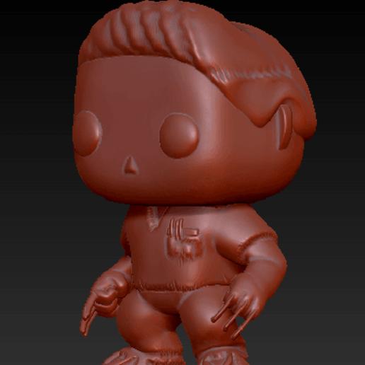 Download 3D printing designs funko doctor logan, jdavidportilla1988