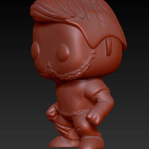 Download 3D printing designs small pop funko, jdavidportilla1988