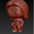 Download 3D printing designs funko chika, jdavidportilla1988