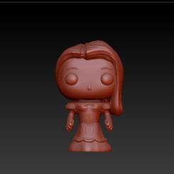 082CHIKA1.png Download OBJ file SMALL POP FUNKO • 3D printing design, funkopersonalizados