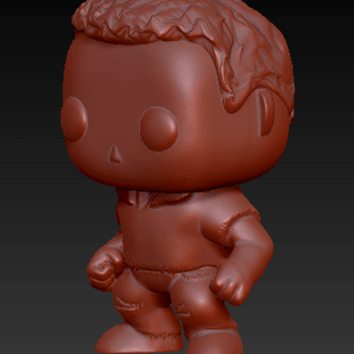 Download 3D printing designs small pop funko, jdavidportilla1988