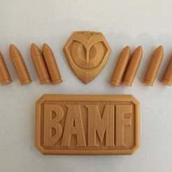 Impresiones 3D gratis Kit McCree, JahRay