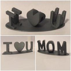 Download free 3D printing files Mothers Day Gift, JahRay